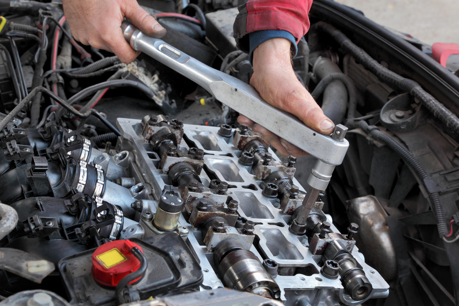engine repair Houston tx