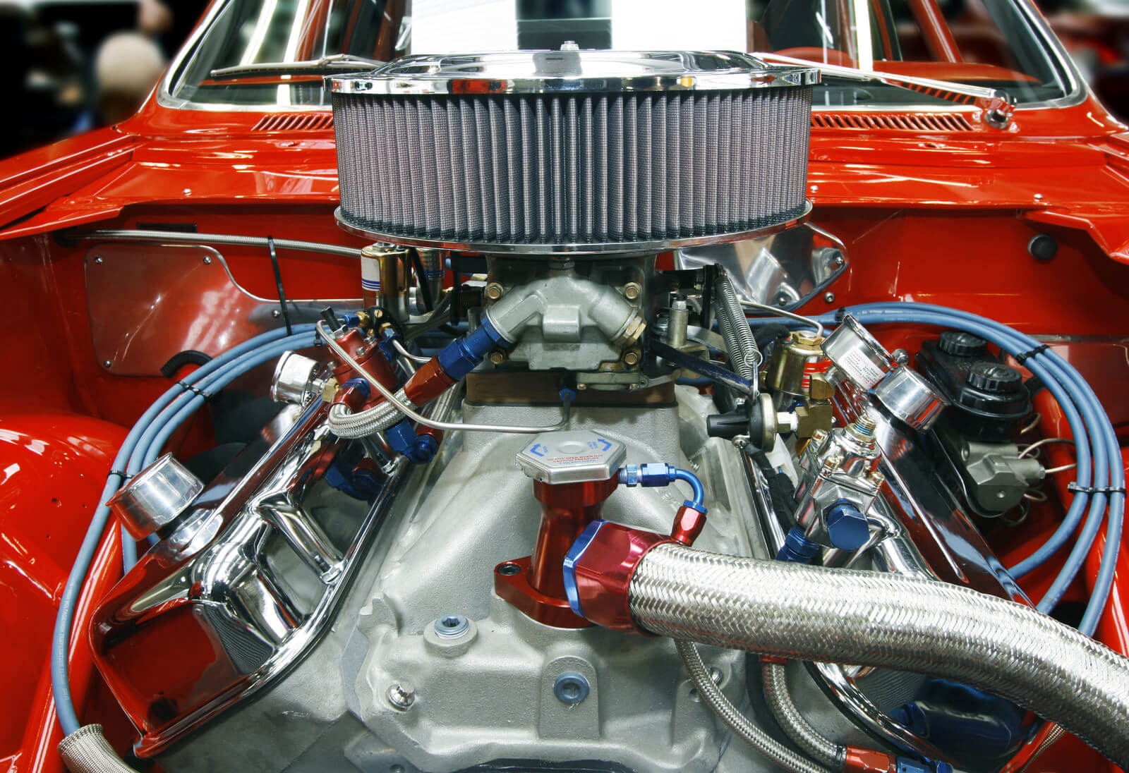 classic car engine repair houston